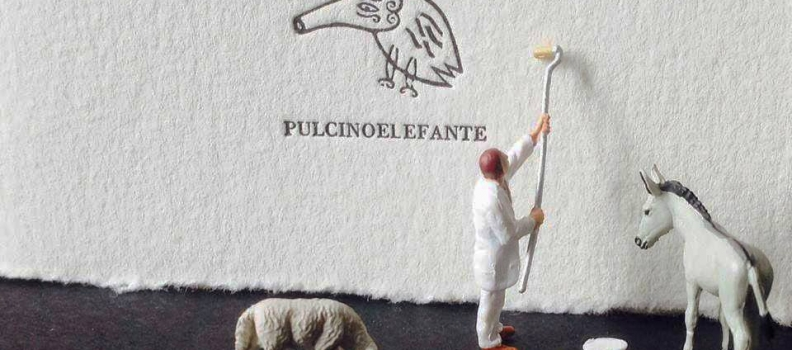 PulcinoElefante: l'editore artigiano