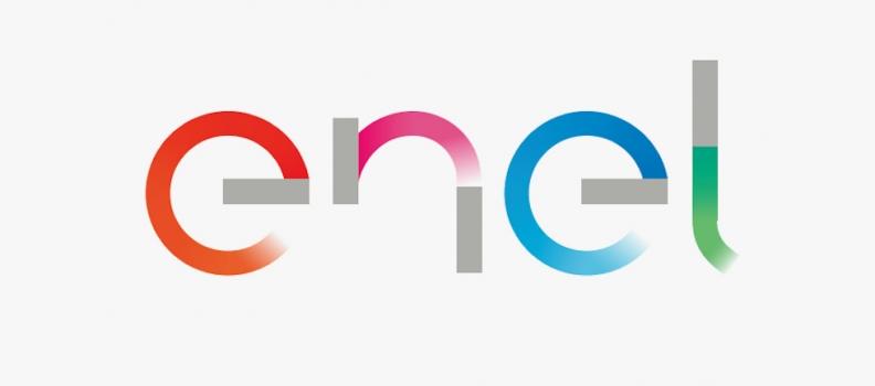 Logo Enel: grafica in evoluzione